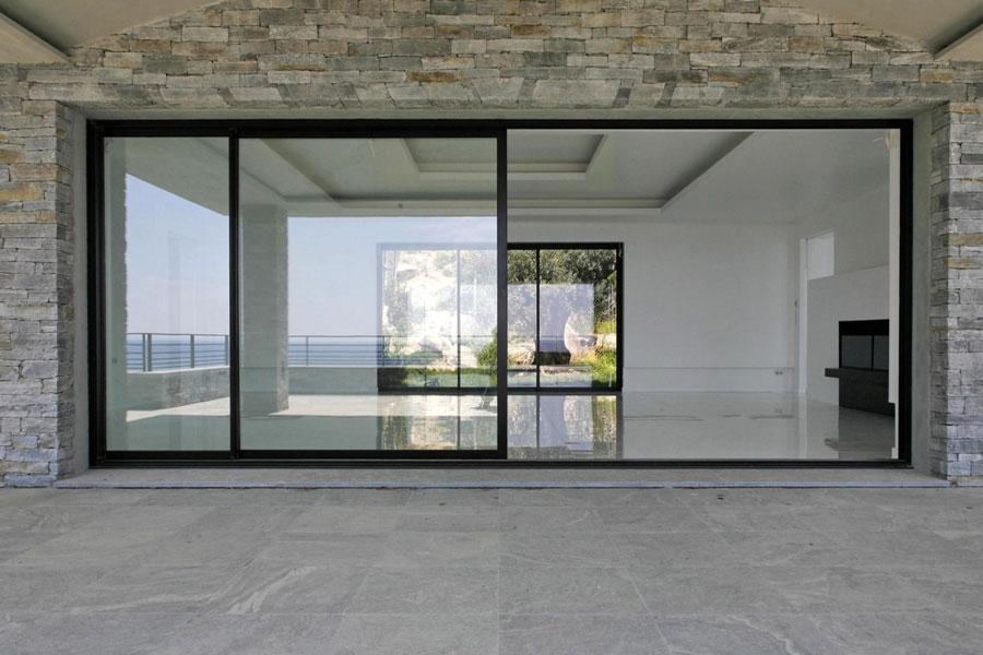 Finestre scorrevoli dimensioni - Porta finestra alluminio ...