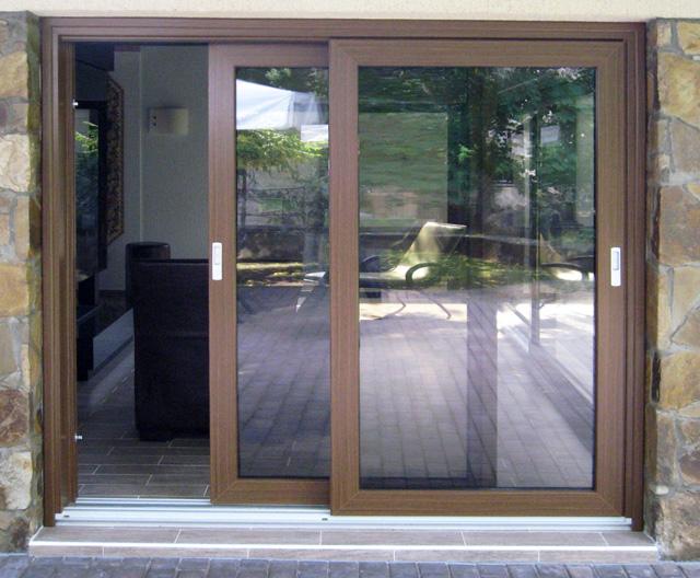 Serramenti in pvc for Porta finestra pvc