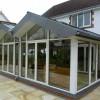 Giardino d'inverno o verande secondo progetto personalizzato